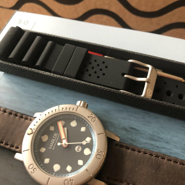 Marloe Watch Company  5 star review on 20th October 2020
