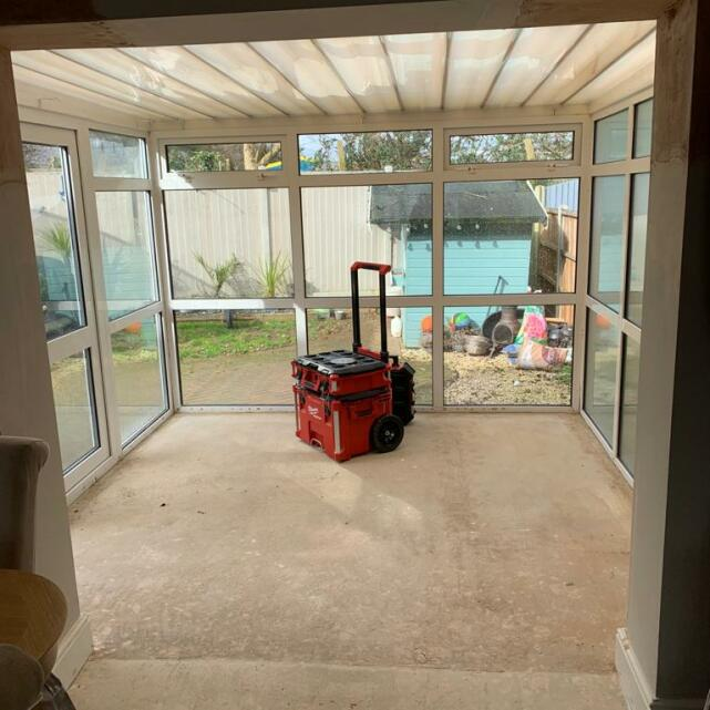 Tiled Roof Conservatories 5 star review on 2nd May 2021