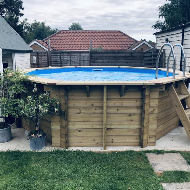 Splash and Relax  5 star review on 27th August 2020