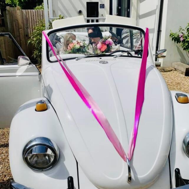 The Wedding Car Hire People Ltd 5 star review on 21st May 2021