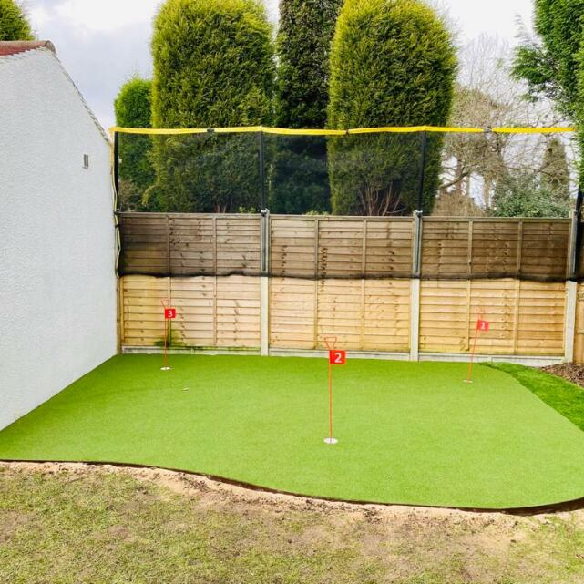 LazyLawn 5 star review on 9th February 2021