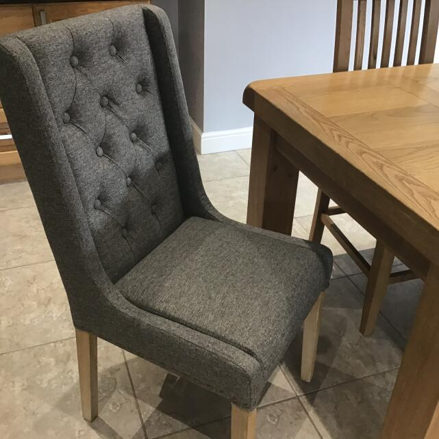 Chiltern Oak Furniture 5 star review on 6th May 2021