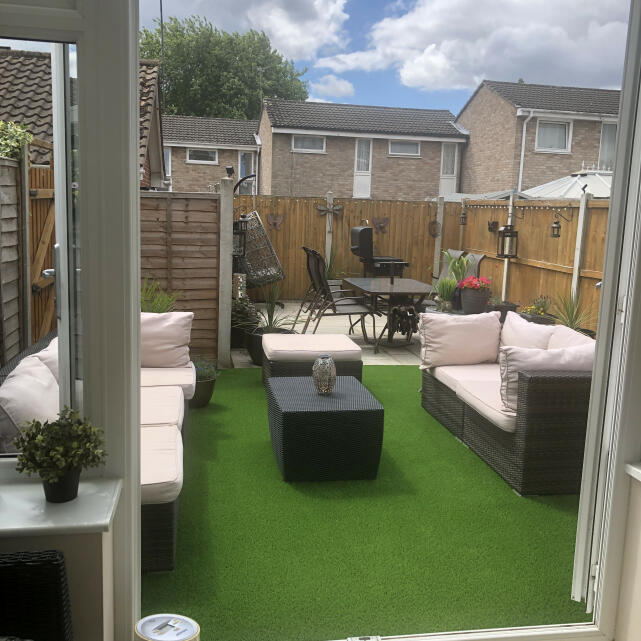 LazyLawn 5 star review on 20th July 2020