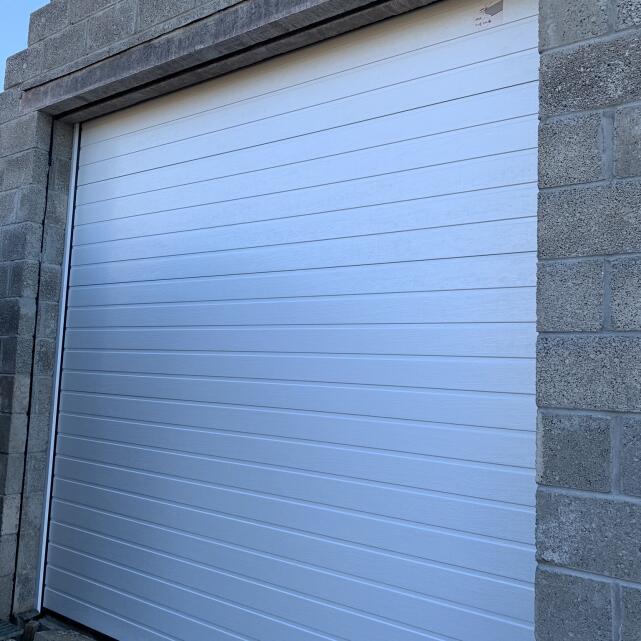 Arridge Garage Doors 5 star review on 21st October 2019