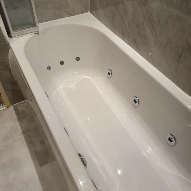 The Whirlpool Bath Shop 5 star review on 18th December 2020