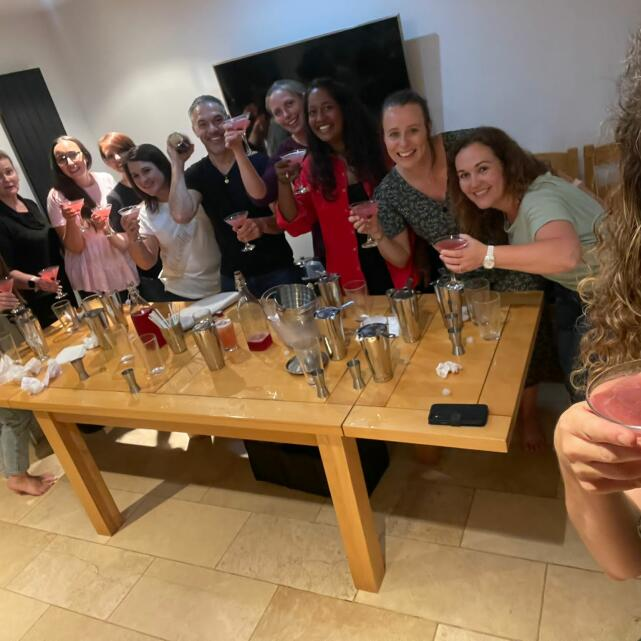 Tipsy Parties 5 star review on 13th September 2021