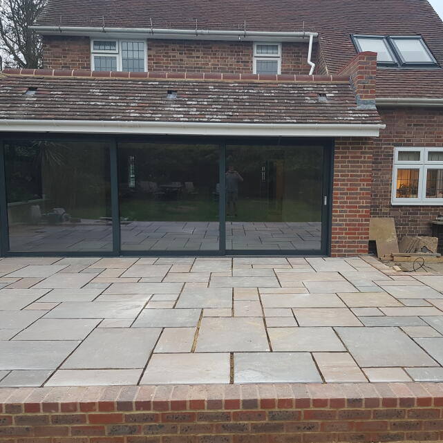 Express Bi Folding Doors Redhill 5 star review on 5th September 2018