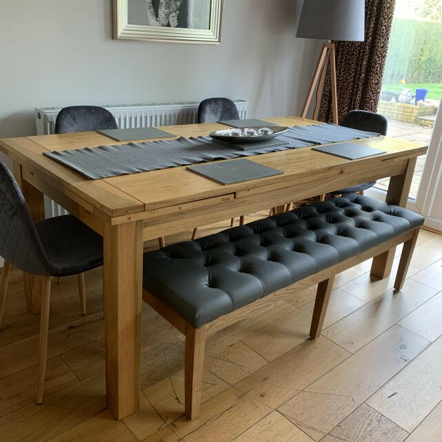 Only Oak Furniture 5 star review on 16th November 2020