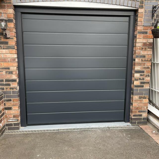 Arridge Garage Doors 5 star review on 23rd September 2021