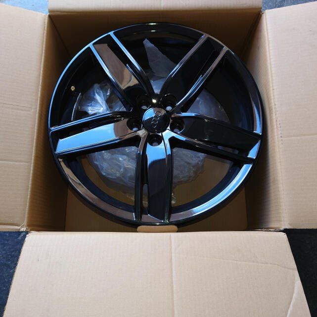First Aid Wheels - Alloy Wheel Repair & Refurbishment Experts 5 star review on 14th May 2021