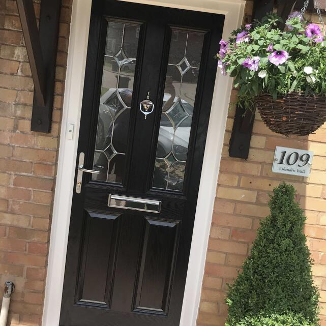 Just Value Doors Ltd 5 star review on 8th August 2020