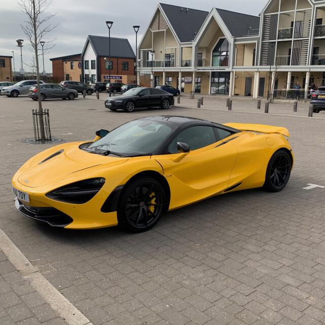 Supercar Experiences Ltd 5 star review on 6th April 2021