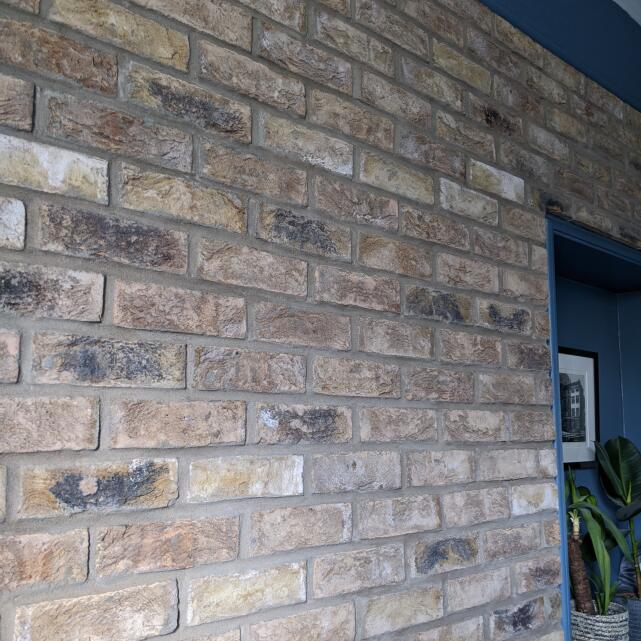 Reclaimed Brick-Tile 5 star review on 7th October 2020