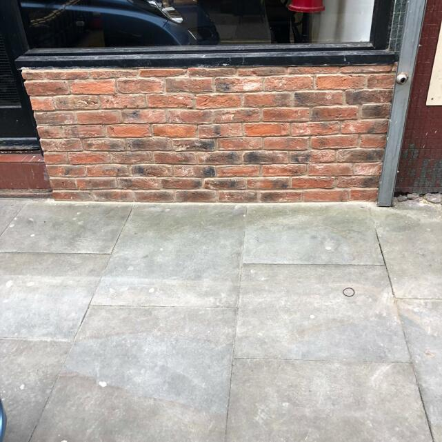 Reclaimed Brick-Tile 5 star review on 27th May 2019