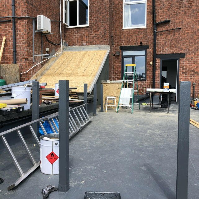 Composite Roof Supplies Ltd 5 star review on 4th June 2020