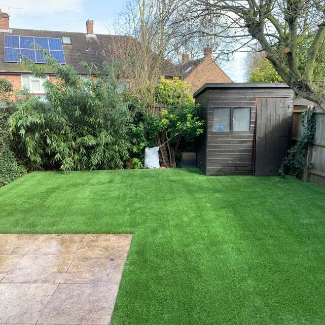 Easigrass Distribution Ltd 5 star review on 4th March 2021