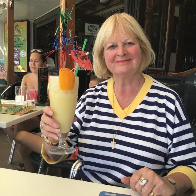 Sarah Haran 5 star review on 15th May 2020