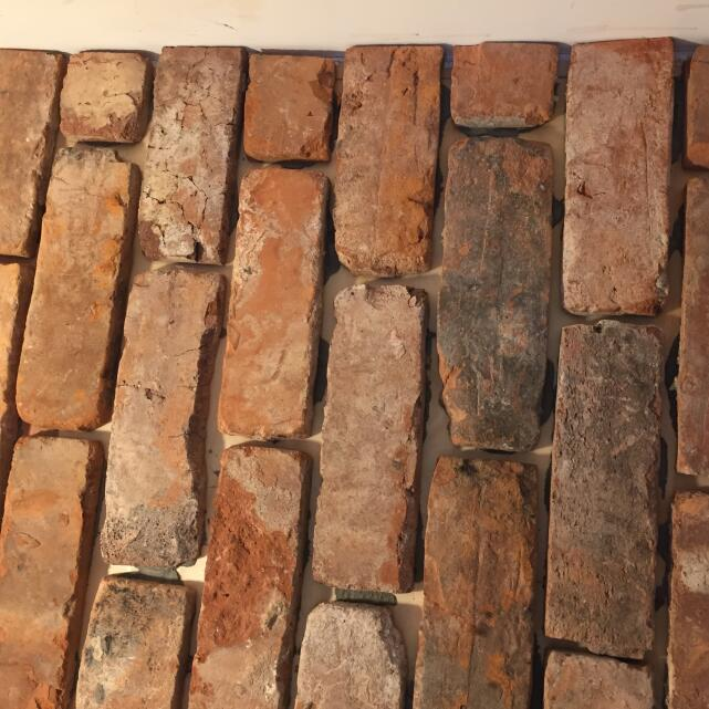 Reclaimed Brick-Tile 5 star review on 10th May 2018