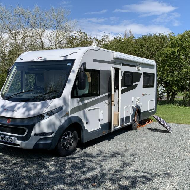 Freedhome Luxury Motorhome Hire 5 star review on 25th May 2021