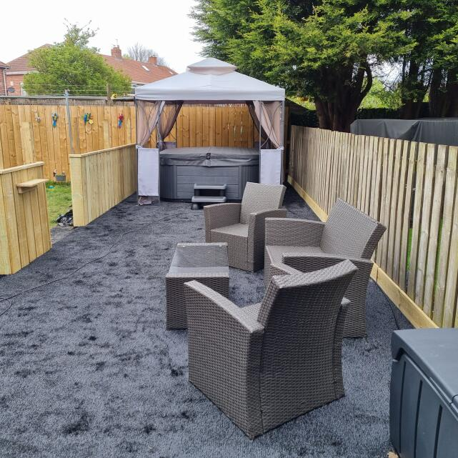 THEHOTTUBWAREHOUSE.CO.UK 5 star review on 4th July 2021