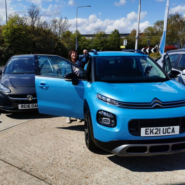Quest Motor Group 5 star review on 3rd May 2021