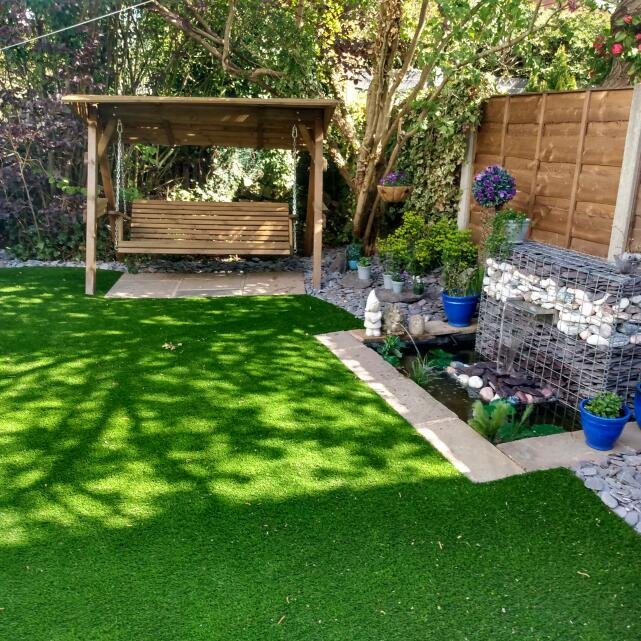 LazyLawn 5 star review on 29th April 2021