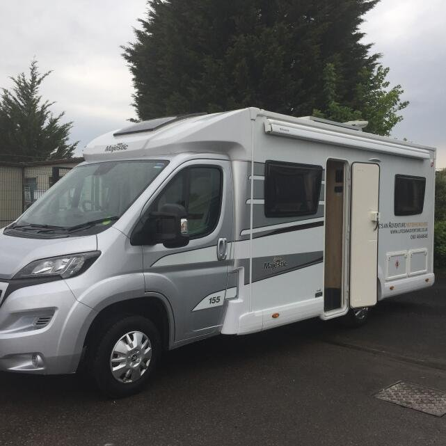 Life's an Adventure Motorhomes & Caravans 5 star review on 29th May 2018