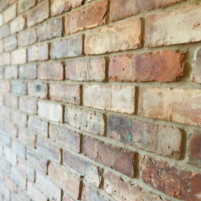 Reclaimed Brick-Tile 5 star review on 1st July 2021