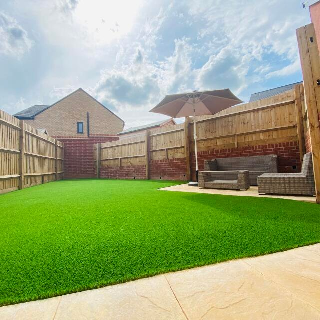LazyLawn 5 star review on 16th June 2021