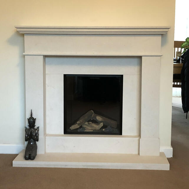 Manor House Fireplaces 5 star review on 19th February 2021