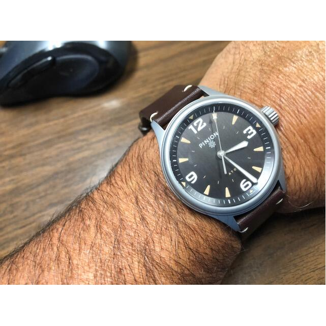 Pinion Watches 5 star review on 30th September 2018