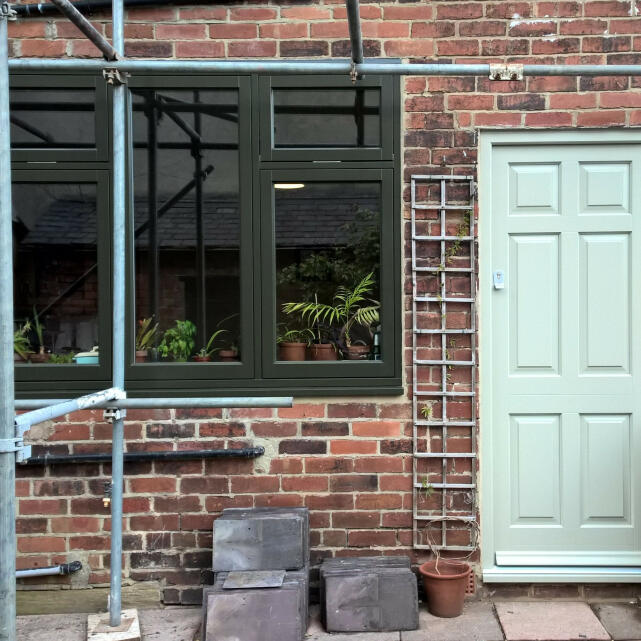 Prestige Windows & Timber Windows of Sheffield  5 star review on 23rd May 2019