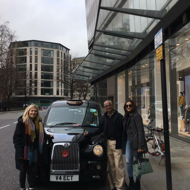 Black Taxi Tour London 5 star review on 16th March 2020
