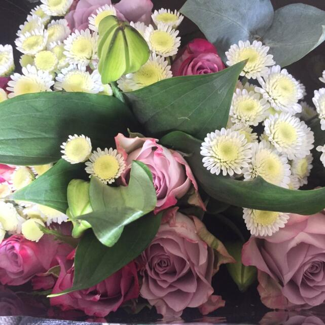 Haute Florist 5 star review on 14th April 2021