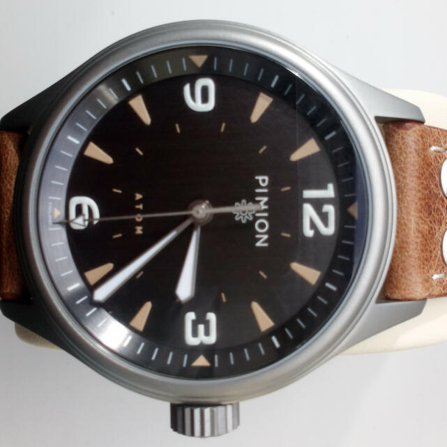 Pinion Watches 5 star review on 10th September 2018