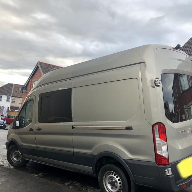 Van Demon 5 star review on 30th May 2021