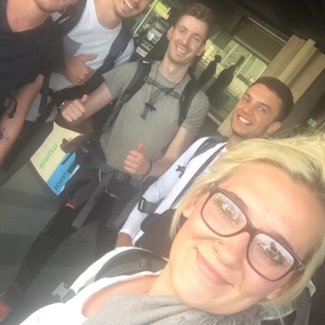 Euroventure Travel Ltd 5 star review on 26th June 2018