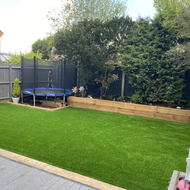 LazyLawn 5 star review on 20th May 2021