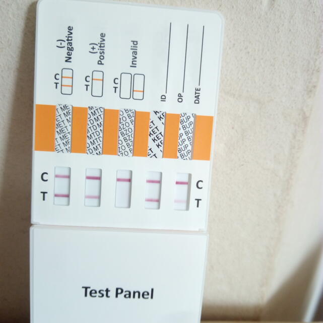 UK Drug Testing 5 star review on 26th July 2018