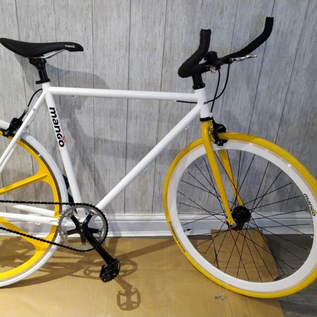 Mango Bikes 4 star review on 2nd March 2020