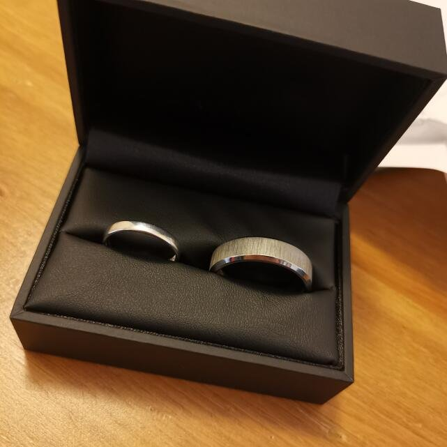 Wedding-Rings.co.uk 5 star review on 6th October 2020