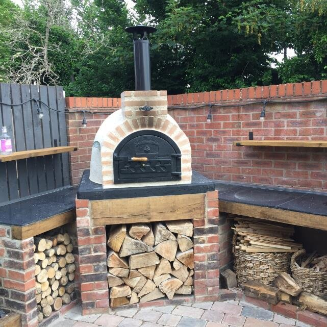 Fuego Wood Fired Ovens 5 star review on 18th June 2021