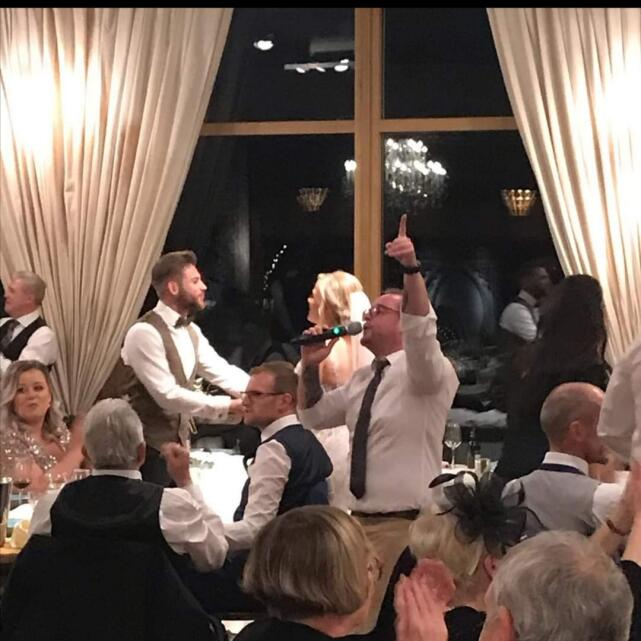 Silver Service Singers 5 star review on 2nd December 2019
