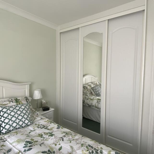 Sliding Door Wardrobes 5 star review on 14th May 2021