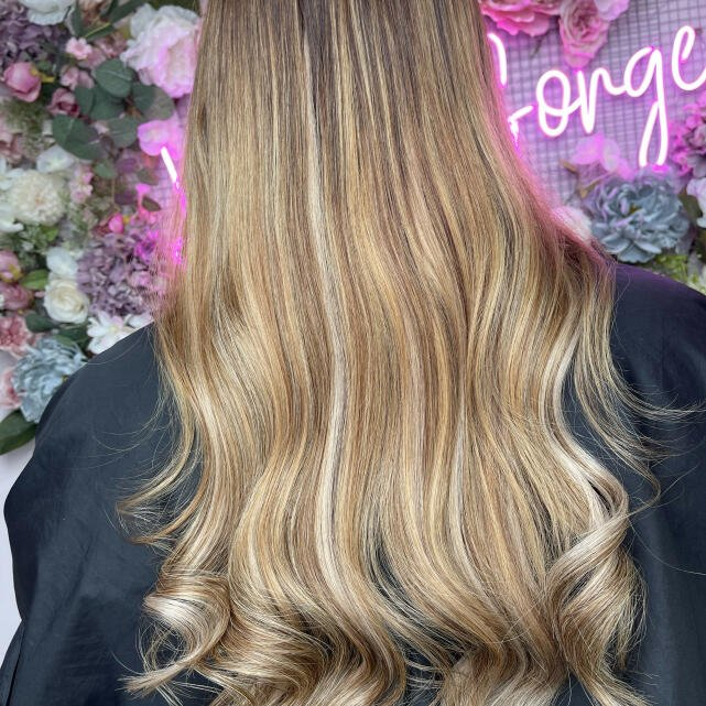 SimplyHair 5 star review on 2nd July 2021
