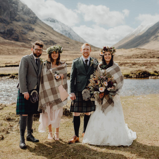 The Tartan Blanket Co. 5 star review on 12th April 2021