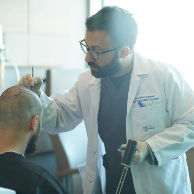 Hair Istanbul Clinic - Hair Transplant Turkey Reviews Best Cost | Sapphire FUE DHI & Dr.Erkam CAYMAZ 5 star review on 4th February 2020