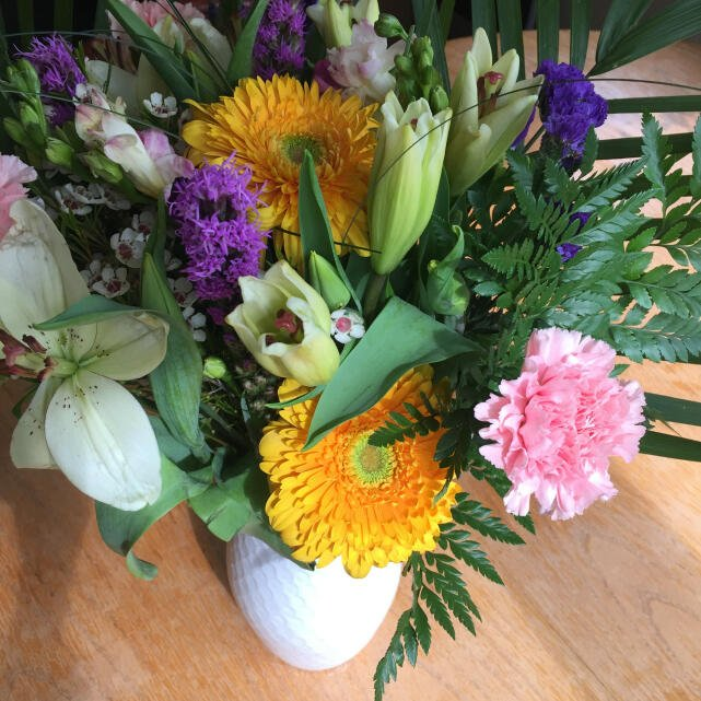 Ottawa Flowers Inc. 5 star review on 13th May 2021