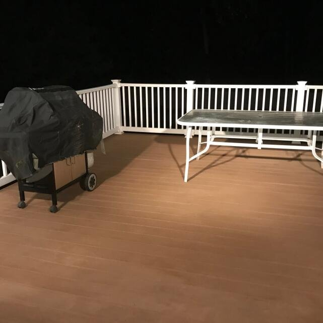 Corte Clean Composite Deck Cleaner 5 star review on 29th August 2018