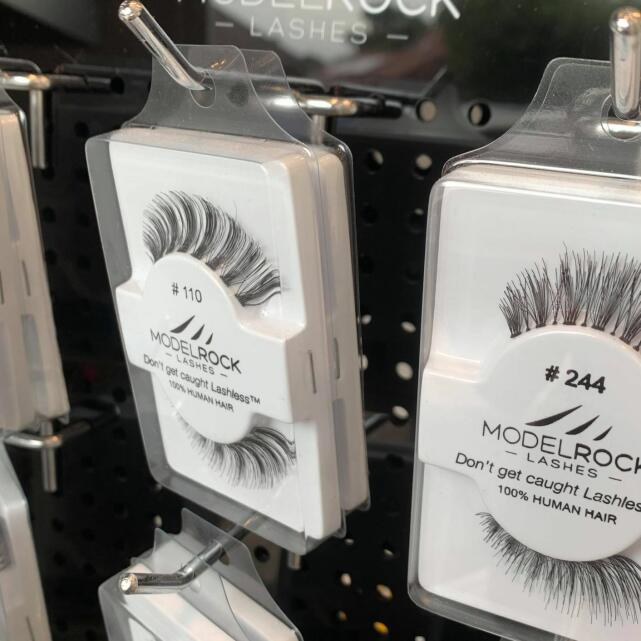 MODELROCK Lashes 5 star review on 4th January 2021